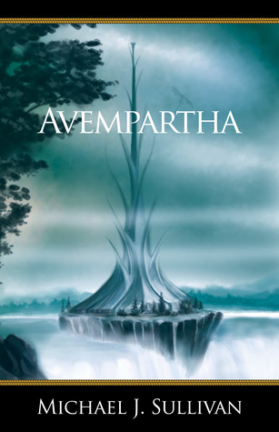 Avempartha (The Riyria Revelations, #2)