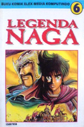 Legenda Naga Vol. 6 by Yoshito Yamahara