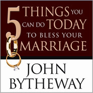 5 Things You Can Do Today To Bless Your Marriage