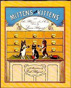 Mittens For Kittens And Other Rhymes About Cats by Lenore Blegvad