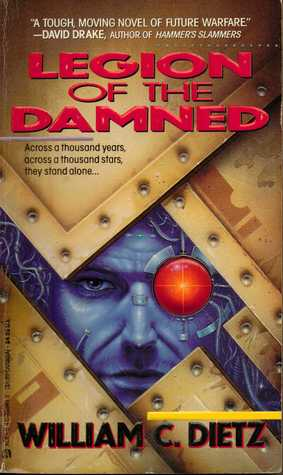 Legion of the Damned (Legion, #1)