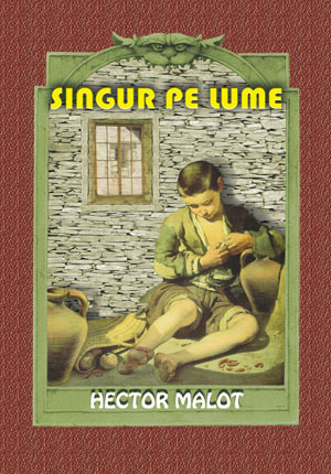 Singur pe lume by Hector Malot