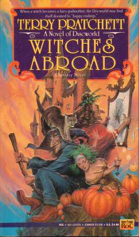 witches abroad essays Humor audiobooks terry pratchett - discworld 12 - witches abroad.