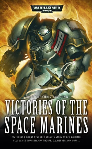 Victories of the Space Marines by Steve  Parker