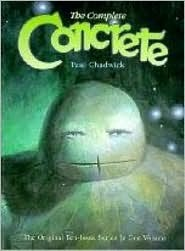 Complete Concrete by Paul Chadwick