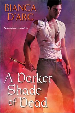 A Darker Shade of Dead (Guardians of the Dark, #3)