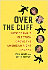 Over the Cliff by John Amato