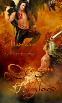 Dragon Blood by Madelaine Montague