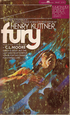 Fury by Henry Kuttner