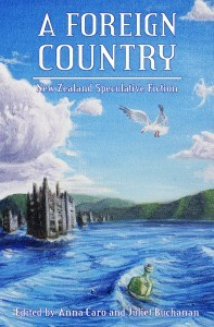 A Foreign Country by Anna Caro