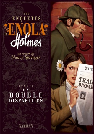 La double disparition by Nancy Springer