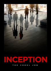 Inception by Christopher J. Nolan