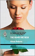 The Marry Me Wish by Alison Roberts