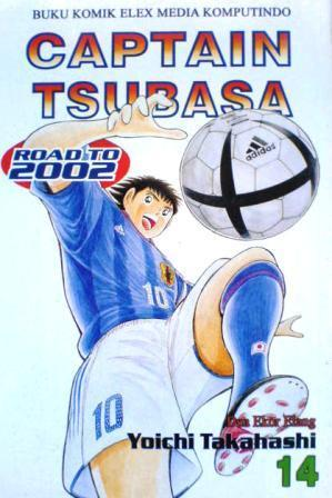 Captain Tsubasa - Road To 2002 Vol. 14 by Yoichi Takahashi