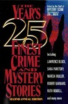 The Year's 25 Finest Crime and Mystery Stories: Second Annual Edition