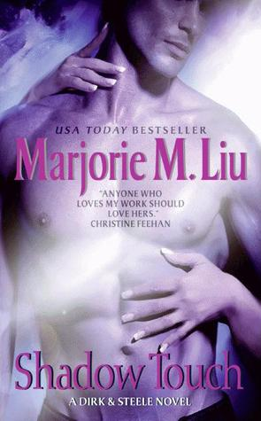 Shadow Touch by Marjorie M. Liu
