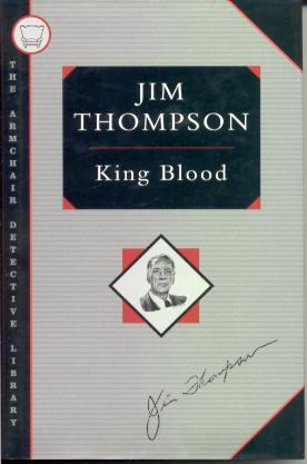 King Blood by Jim Thompson