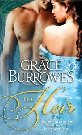 The Heir (Duke's Obsession, #1) by Grace Burrowes