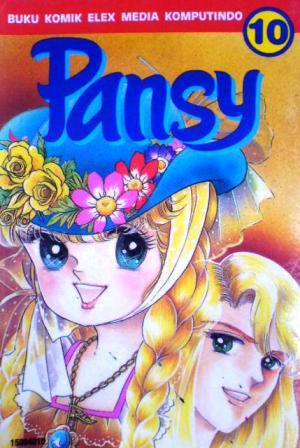 Pansy Vol. 10 (Pansy #10)