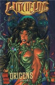 Witchblade Origens by David Whol