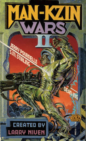 The Man-Kzin Wars 2 by Larry Niven