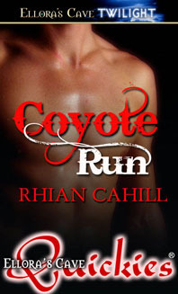 Coyote Run by Rhian Cahill