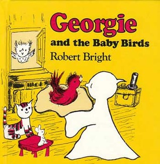 Georgie and the Baby Birds