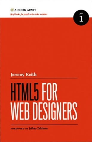 HTML5 For Web Designers A Book Apart 1