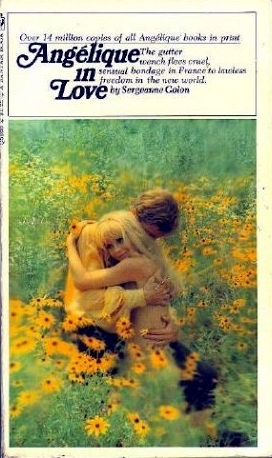 Angelique in Love by Anne Golon