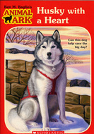 Husky with a Heart by Ben M. Baglio