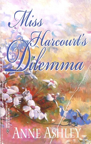 Miss Harcourt's Dilemma by Anne Ashley