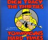 Dick Tracy by Chester Gould