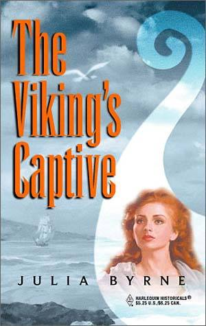 The Viking's Captive by Julia Byrne