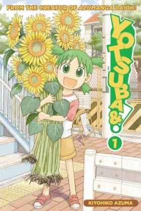 Yotsuba&amp;!, Vol. 01