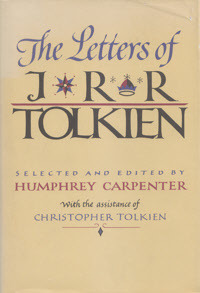 The Letters of J. R. R. Tolkien by J.R.R. Tolkien