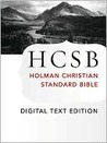 Holman CSB Drill Bible (Small Edition)