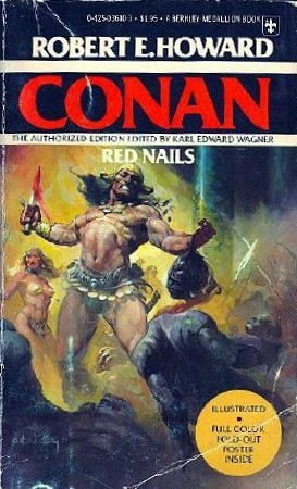 Red Nails Conan Original Short Stories 17