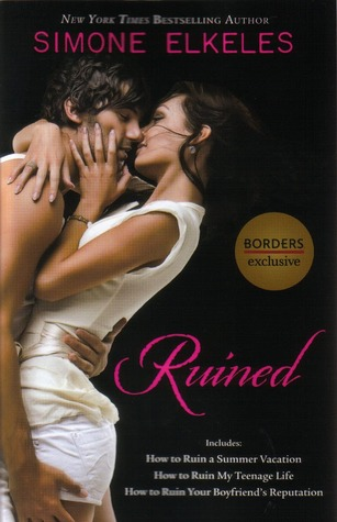 Ruined by Simone Elkeles