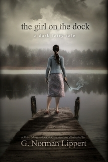 The Girl on the Dock by G. Norman Lippert