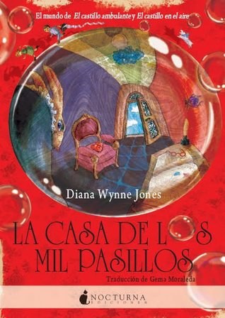 La casa de los mil pasillos by Diana Wynne Jones