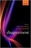 Disagreement by Richard Feldman