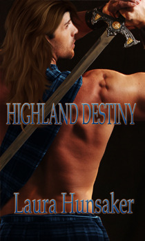 Highland Destiny (Magic of the Highlands, #1)