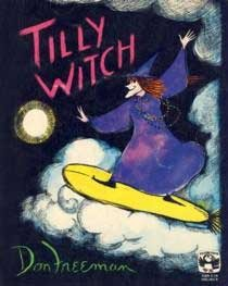 Tilly Witch by Don Freeman