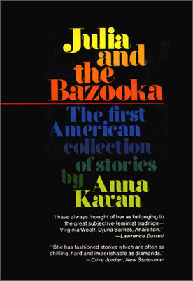 Julia and the Bazooka, and Other Stories