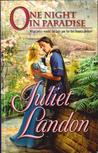 One Night In Paradise (Mills and Boon Historical, #842) (Harlequin Historical Series, #733)