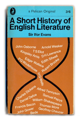 A Short History of English Literature by Benjamin Ifor Evans