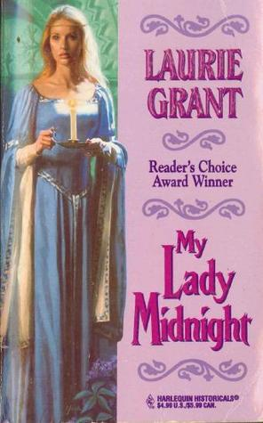My Lady Midnight by Laurie Grant