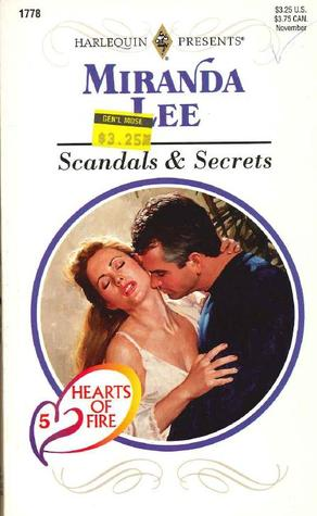 Scandals and Secrets by Miranda Lee