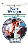 Constantine's Revenge by Kate Walker