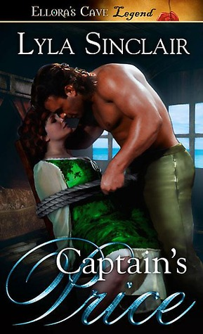 Captain's Price by Lyla Sinclair